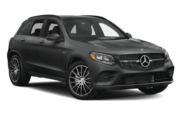Renting de Mercedes-Benz GLC