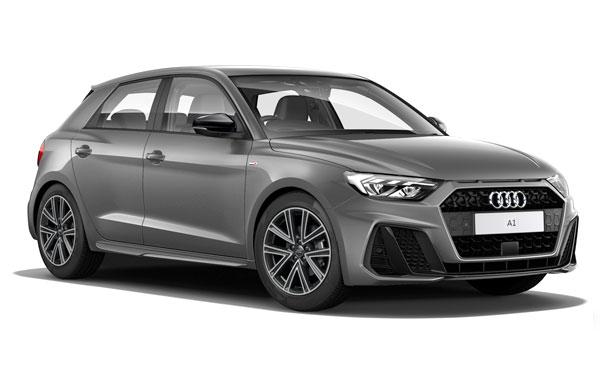 Renting Audi A1