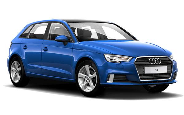 Renting de Audi A3