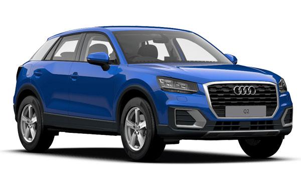 Renting Audi Q2