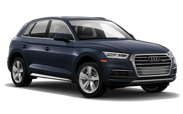 Renting Audi Q5