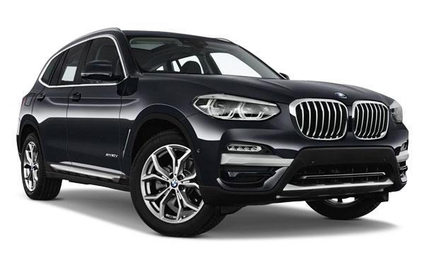 Renting BMW X3