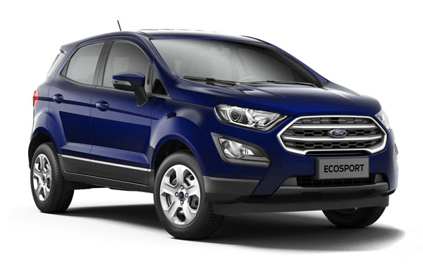 Renting Ford Ecosport