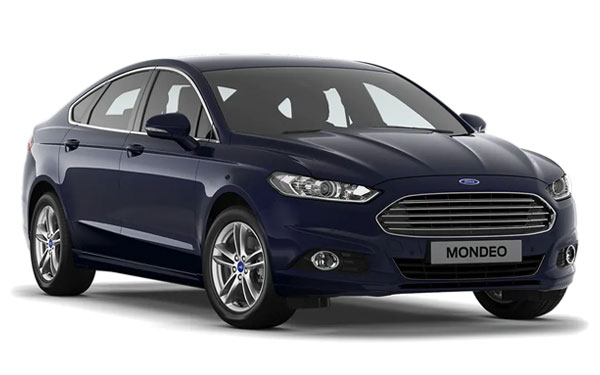 Renting Ford Mondeo