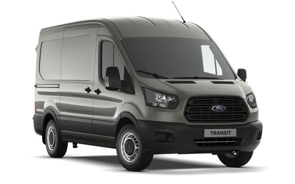 Renting de Ford Transit Van