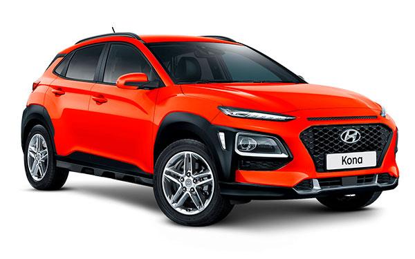 Renting de Hyundai Kona