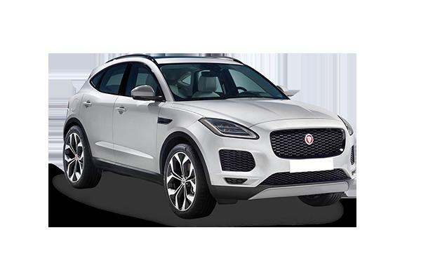 Renting de Jaguar E-Pace