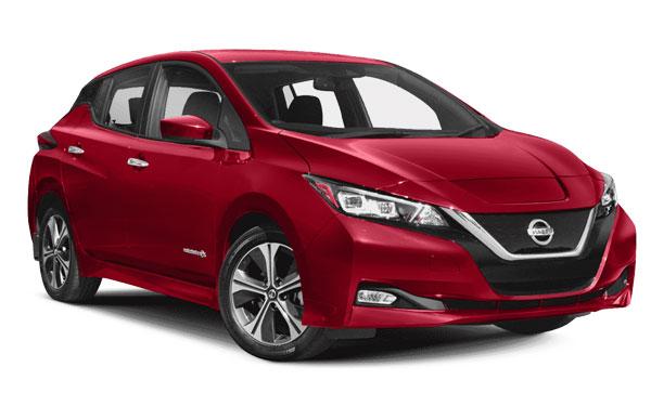 Renting de Nissan Leaf