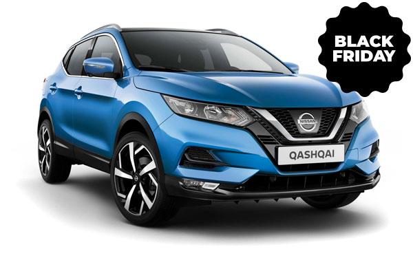 Renting Nissan Qashqai