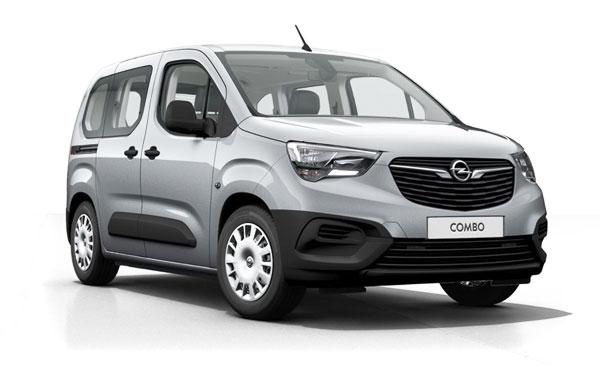Renting Opel Combo