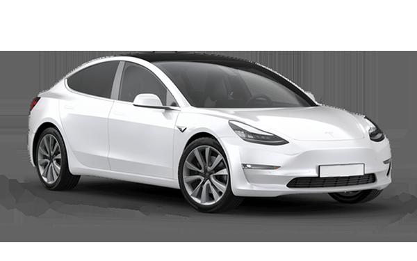 Renting Tesla Model 3